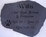 Rest in Peace Willis the Protector